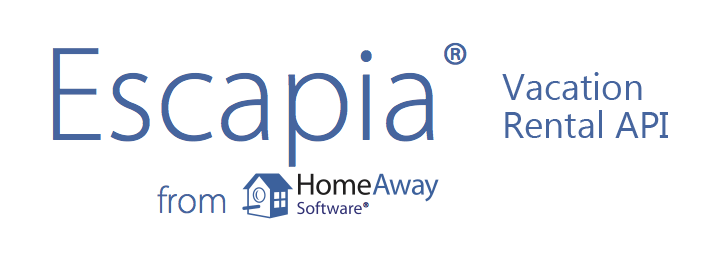 Escapia vacation rental API