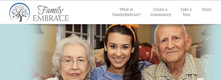 Familyembrace: A CodeIgniter based social network.