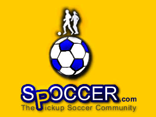 Spoccer.com: A social network for pickup soccer players.