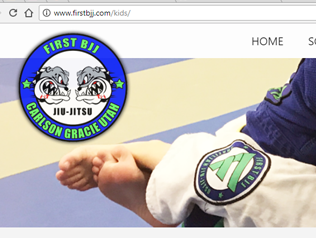Firstbjj.com: A <b>video banner</b> on your site can bring it to life