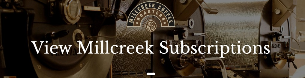 Millcreek Coffee, a WooCommerce project.