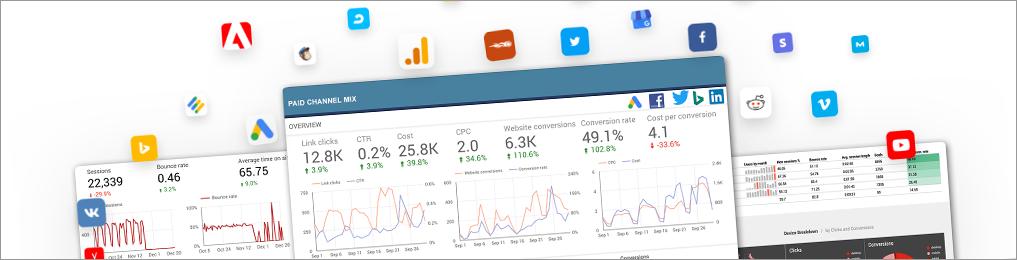Build your own Metrics dashboard